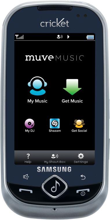 foto del cellulare Samsung Suede