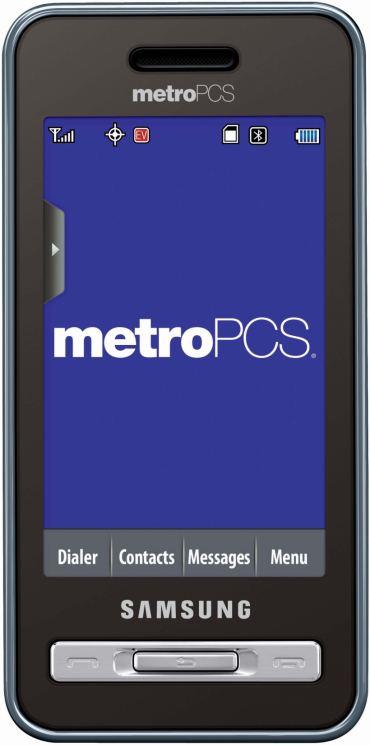 foto del cellulare Samsung R810 Finesse