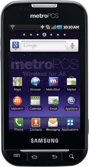 foto del cellulare Samsung Galaxy Indulge