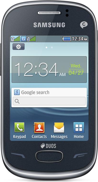 foto del cellulare Samsung Rex 70