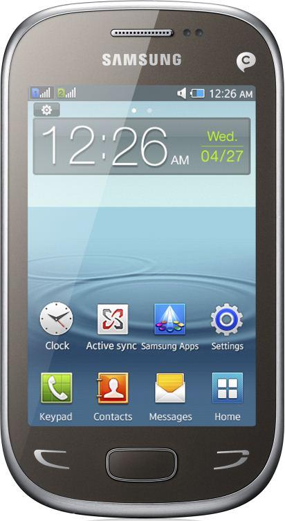 foto del cellulare Samsung Rex 90