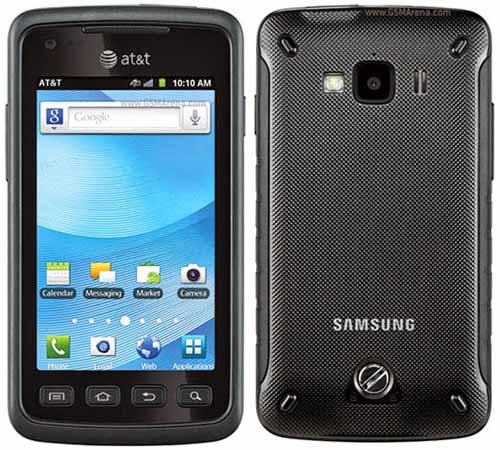 foto del cellulare Samsung Rugby Smart I847