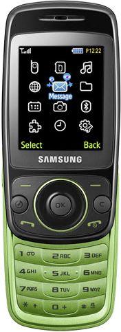 foto del cellulare Samsung Tobi S3030