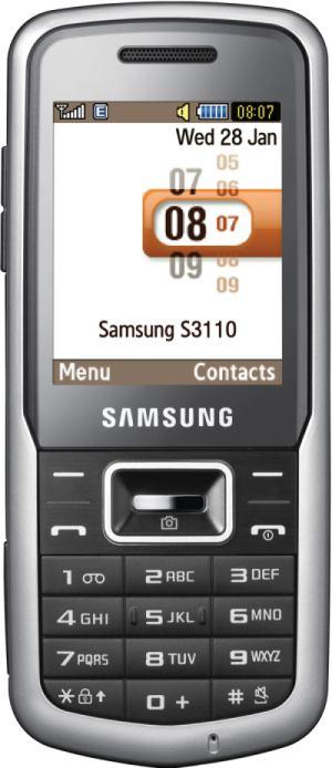 foto del cellulare Samsung S3110