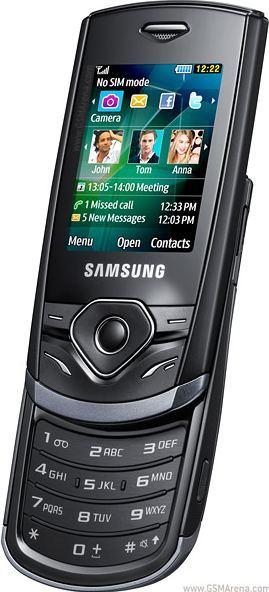 foto del cellulare Samsung S3550 Shark Slide