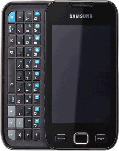 foto del cellulare Samsung Wave 533