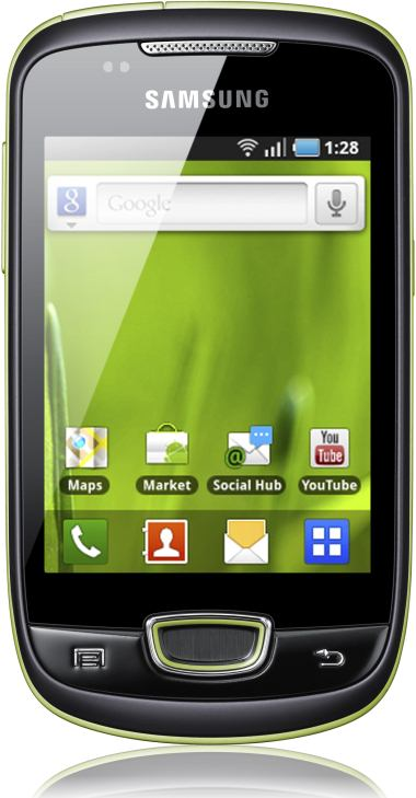 smartphone Samsung Galaxy Next