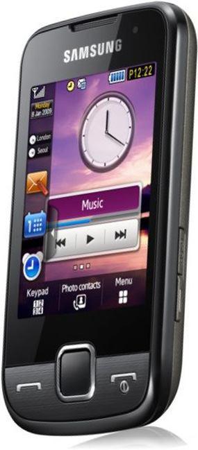 foto del cellulare Samsung Halley S5600