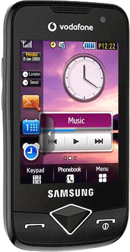 foto del cellulare Samsung S5600v Blade