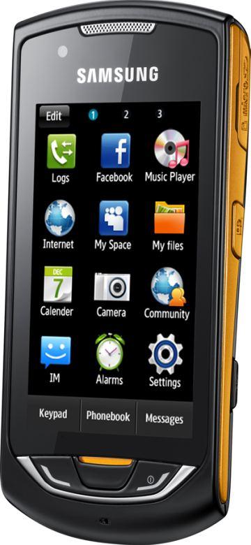 foto del cellulare Samsung S5620 Halley Evo