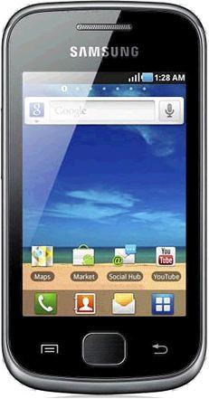 foto scheda Samsung Galaxy Gio