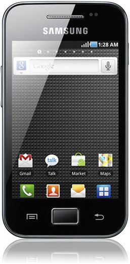 foto del cellulare Samsung Galaxy Ace
