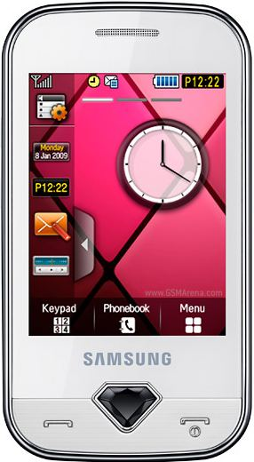 foto del cellulare Samsung S7070 Diva