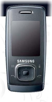 foto del cellulare Samsung S720i