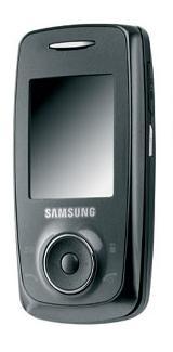 foto del cellulare Samsung S730i
