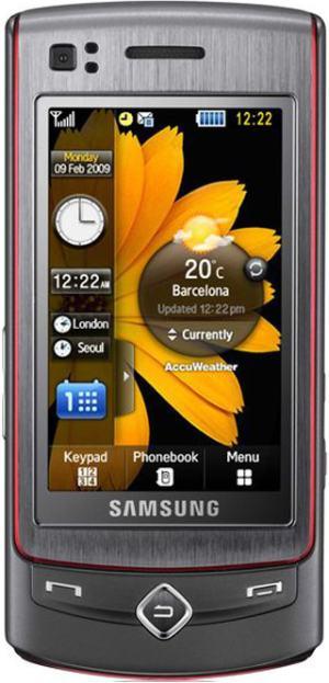 foto del cellulare Samsung UltraTouch S8300