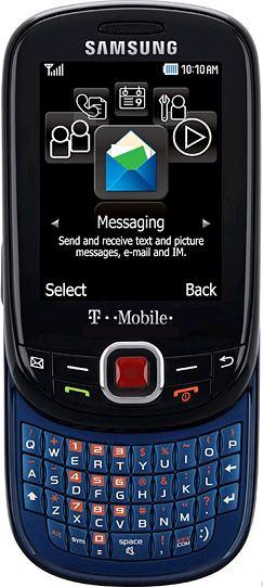 foto del cellulare Samsung Smiley