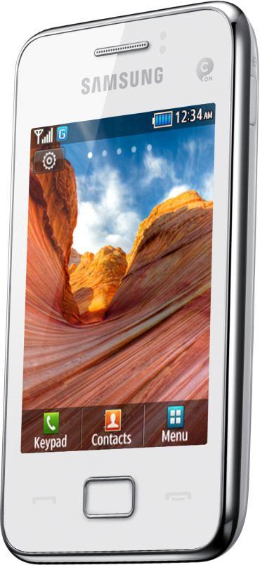 foto del cellulare Samsung Star 3