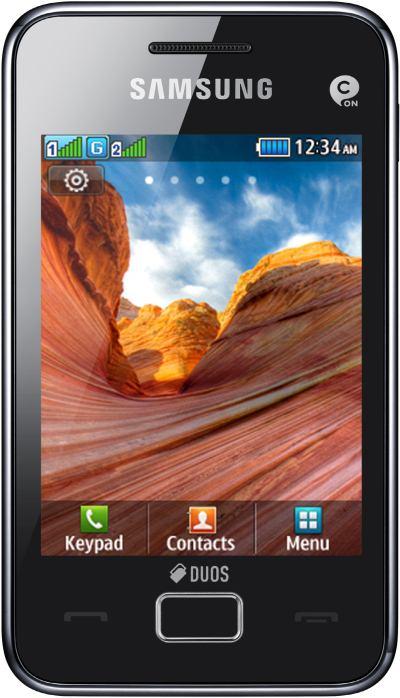foto scheda Samsung Star 3 Duos