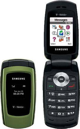 foto del cellulare Samsung T109