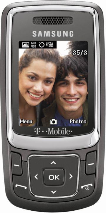 foto del cellulare Samsung T239