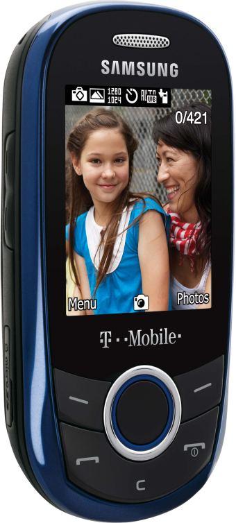 foto del cellulare Samsung T249