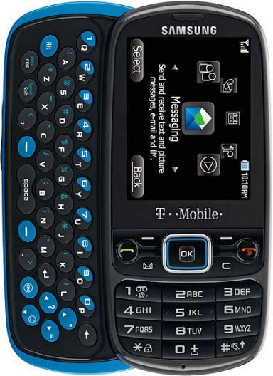 foto del cellulare Samsung Gravity 3