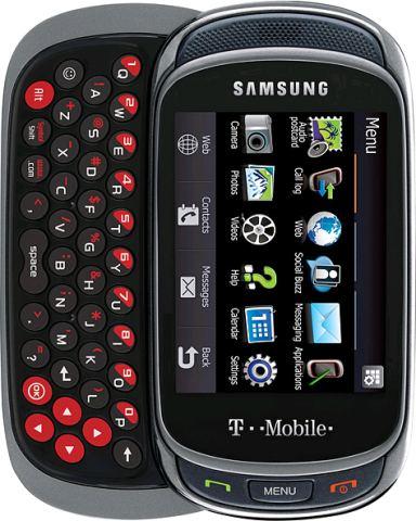 foto del cellulare Samsung Gravity T