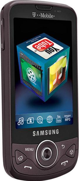 foto del cellulare Samsung T939 Behold 2