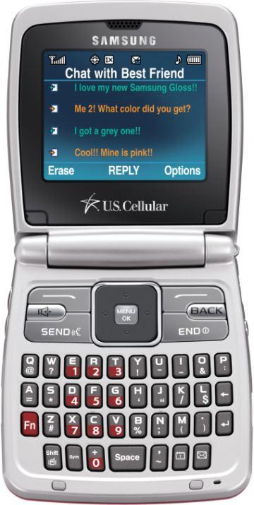 foto del cellulare Samsung U440 Gloss