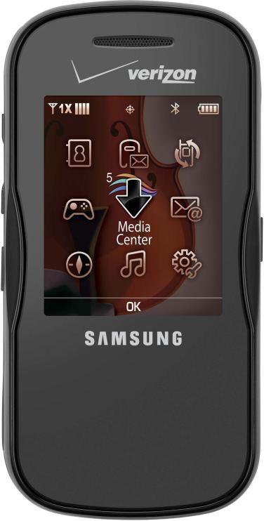 foto del cellulare Samsung U490 Trance