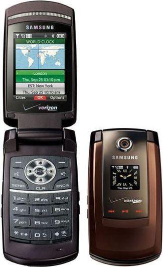 foto del cellulare Samsung Renown U810