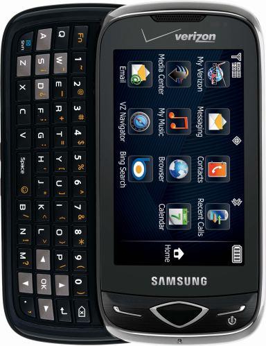 foto del cellulare Samsung Reality