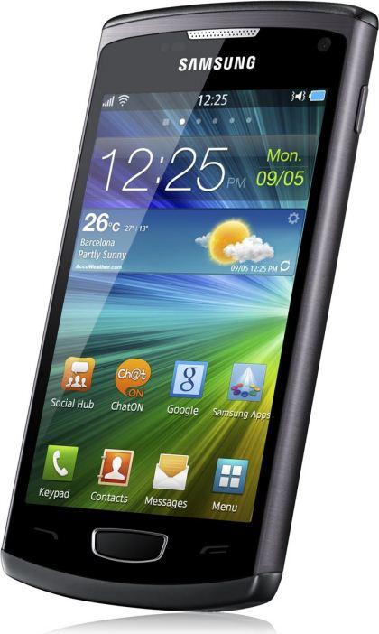 foto del cellulare Samsung Wave 3
