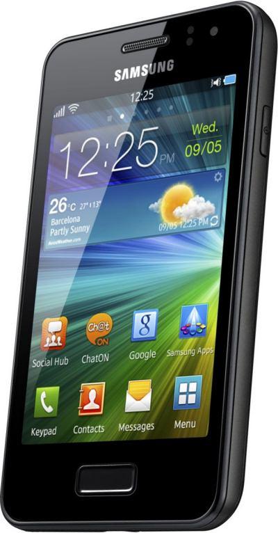 foto del cellulare Samsung Wave M