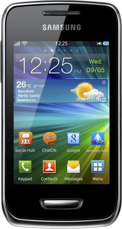 foto del cellulare Samsung Wave Y