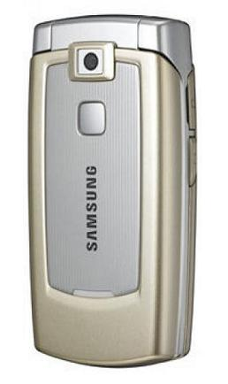 foto del cellulare Samsung X540