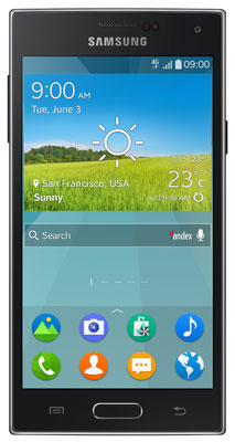 foto del cellulare Samsung Z