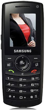 foto del cellulare Samsung Z170