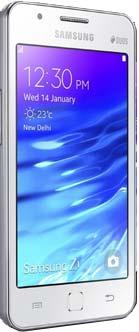 foto del cellulare Samsung Z1