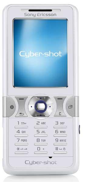 foto del cellulare Sony Ericsson K550i