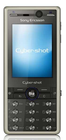 foto del cellulare Sony Ericsson K810i