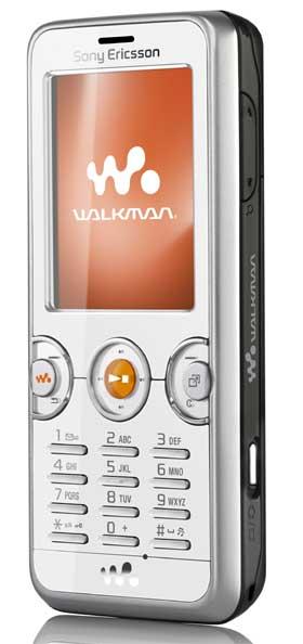 foto del cellulare Sony Ericsson W610i