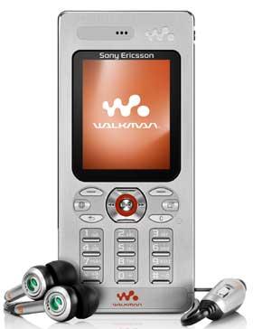 foto del cellulare Sony Ericsson W880i