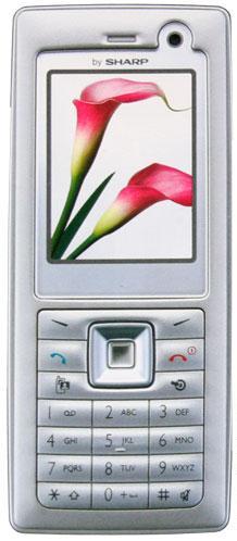 foto del cellulare Sharp 550SH