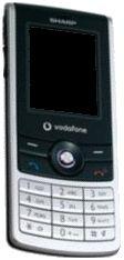 foto del cellulare Sharp GX18
