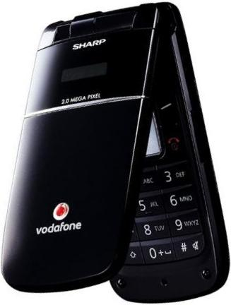 foto del cellulare Sharp GX34