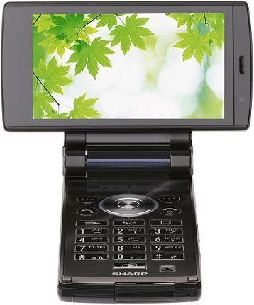 foto del cellulare Sharp SX862