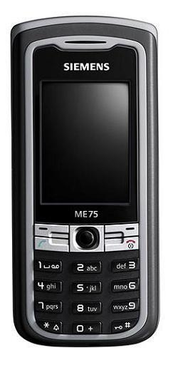 foto del cellulare Siemens ME75