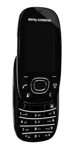 foto del cellulare BenQ Siemens SL91